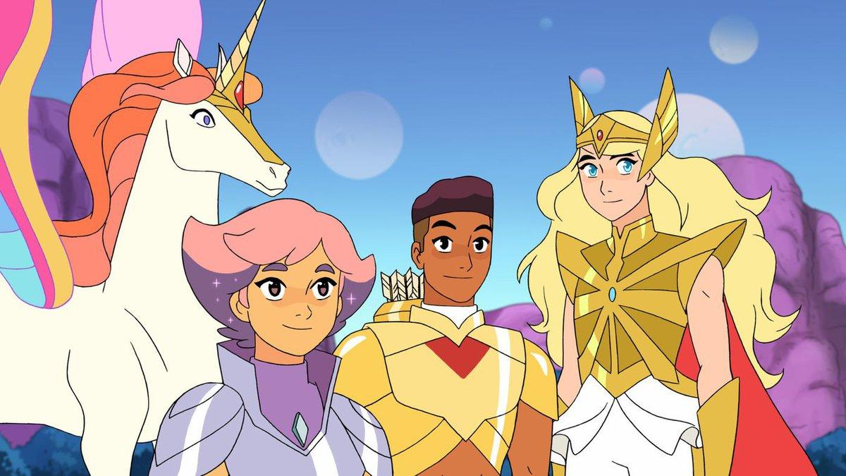 Netflix animation She-Ra disappoints - The Polytechnic