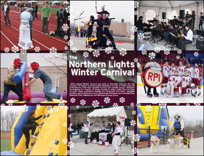 Winter Carnival Spread Preview