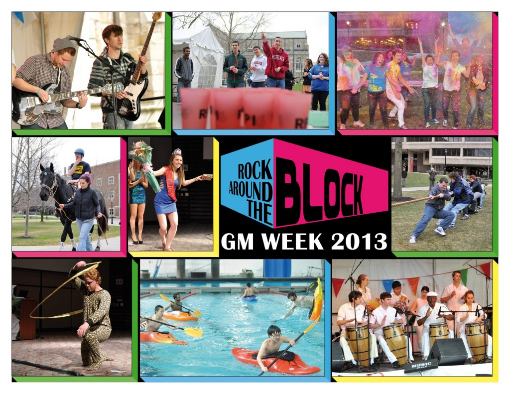 GM Week 2013 Spread